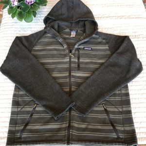 Patagonia Men's Better Sweater Hooded Jacket